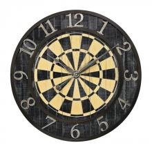 Sterling Industries 26-8671 - Dart Board Wall Clock