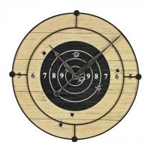 Sterling Industries 26-8673 - Target Practice Wall Clock