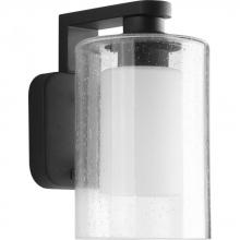 "Progress P6038-31 - 1-Lt. Wall Lantern  (6"") with Etched Opal glass"