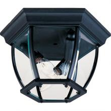 Maxim 1029BK - Maxim-Outdoor Flush Mount