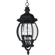 Maxim 1039BK - Crown Hill-Outdoor Hanging Lantern