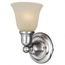 Maxim 11086SVSN - Bel Air-Wall Sconce