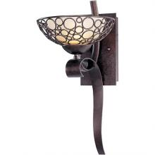 Maxim 21348DWUB - Meridian 1-Light Wall Sconce