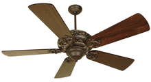"Craftmade K10725 - Ophelia 52"" Ceiling Fan Kit in Aged Bronze/Vintage Madera"