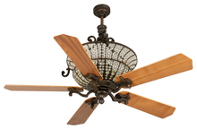 "Craftmade K10875 - Cortana 52"" Ceiling Fan Kit in Peruvian Bronze"