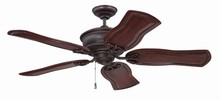 "Craftmade K11231 - Monaghan 52"" Ceiling Fan Kit in Oiled Bronze Gilded"