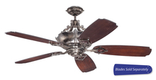 "Craftmade WXL52TS - Wellington XL 52"" Ceiling Fan in Tarnished Silver (Blades Sold Separately)"