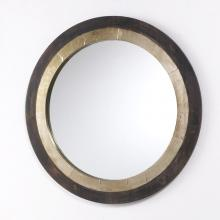 Capital Canada 723201MM - Round Decorative Wooden Mirror