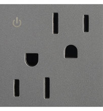 Legrand Canada ARCD152M10 - Tamper-Resistant Dual Controlled Outlet