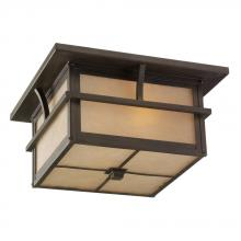 Sea Gull Canada 7888091S-51 - LED Outdoor Ceiling Flush Mount