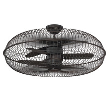 "Savoy House Canada 28-336-FD-13 - Senegal 28"" Air Ionizing Fan D'lier"