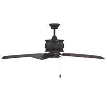 Savoy House Canada 52-004-5CN-13 - Capri Outdoor Ceiling Fan