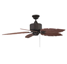 Savoy House Canada 52-083-5RO-13 - Portico Outdoor Ceiling Fan