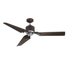 "Savoy House Canada 52-200-3BZ-MBCH - Wasp 52""  3 Blade Ceiling Fan"