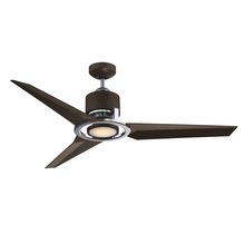 Savoy House Canada 52-210-3BZ-MBCH - Starling 3 Blade Ceiling Fan