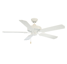 Savoy House Canada 52-SGO-5W-WH - Lancer Ceiling Fan