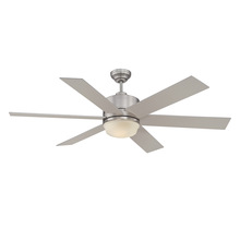 Savoy House Canada 60-820-6SV-SN - Velocity Ceiling Fan