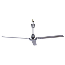 "Canarm CP56CH - Industrial Fan, CP56CH, 56"" Loose Wire Fan with 4-speed wall control and J-hook Mount (For Ceili"