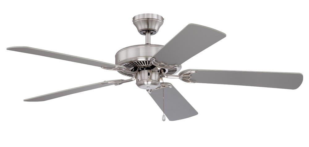 "PINE LIGHTING in Kelowna, British Columbia, Canada,  5W2JQ, 52"" Promotional CEILING FAN, Builder Choice"