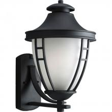 Progress P5496-31 - One Light Black Wall Lantern