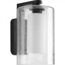 "Progress P6039-31 - 1-Lt. Wall Lantern  (8"") with Etched Opal glass"