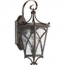 Progress P6080-108 - P6080-108 1-100W MED WALL LANTERN