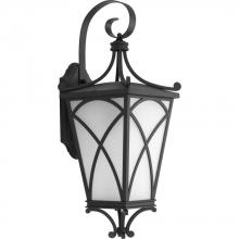 Progress P6081-31 - 1-100W MED WALL LANTERN