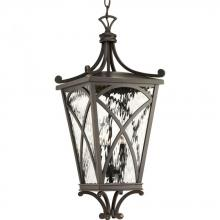 Progress P6542-108 - P6542-108 3-60W CAND HANGING LANTERN