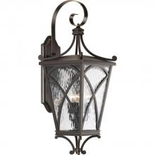 Progress P6639-108 - P6639-108 3-60W CAND WALL LANTERN