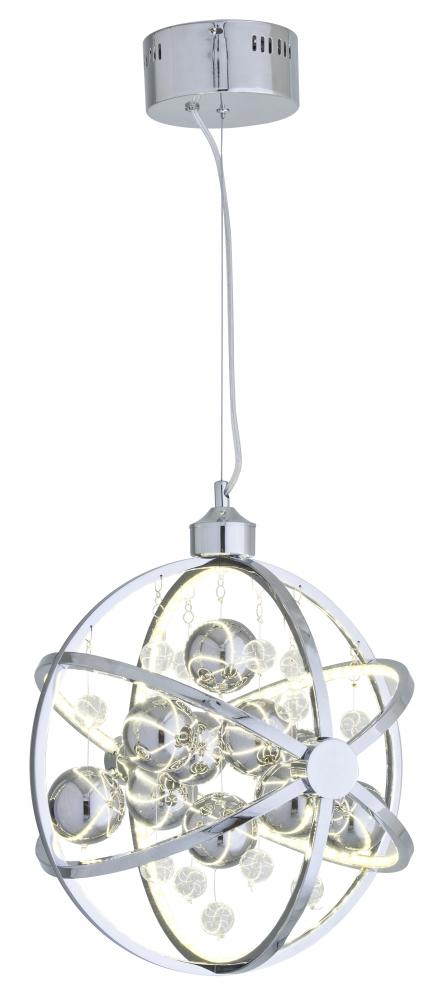 "PINE LIGHTING in Kelowna, British Columbia, Canada,  79H66, 16"" Pendant, Atom"