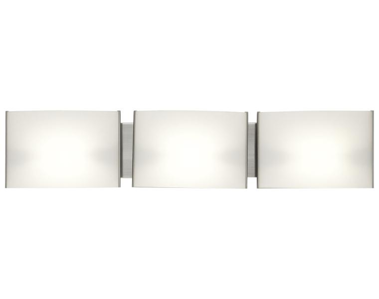 PINE LIGHTING in Kelowna, British Columbia, Canada,  73DU8, Three Light Vanity, Mega Vanguard