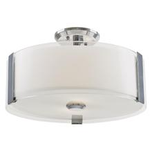 "DVI DVP14511SN-SSOP - 14"" Semi Flush Mount"