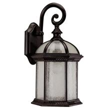 "DVI OCA1300BK - 15.5"" Outdoor Sconce"