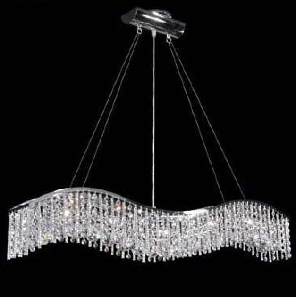 PINE LIGHTING in Kelowna, British Columbia, Canada,  8EJ62, Contemporary Wave Chandelier, Contemporary Collection