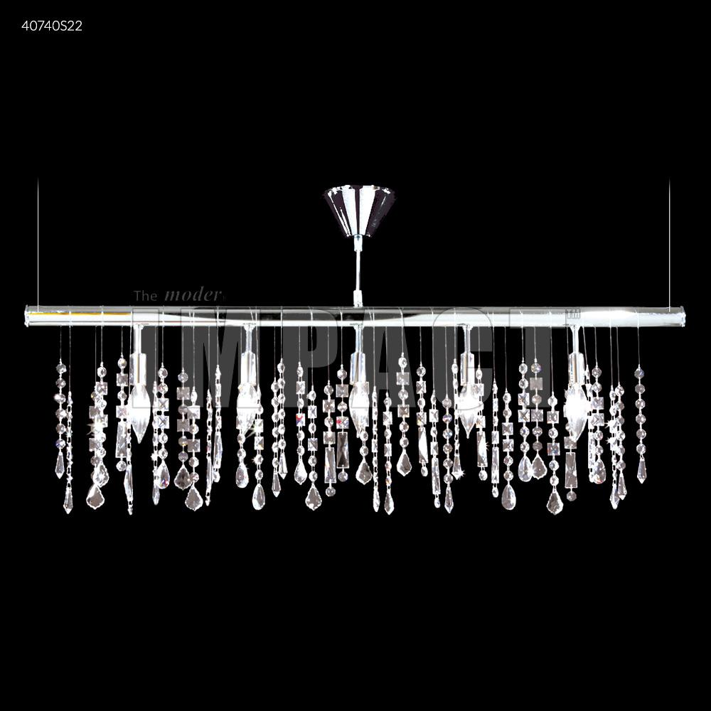 PINE LIGHTING in Kelowna, British Columbia, Canada,  8EM2K, Contemporary Linear Chandelier, Contemporary Collection