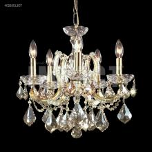 James R Moder 40255S22 - Maria Theresa 5 Arm Chandelier
