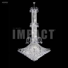 James R Moder 40319S22 - Cascade Entry Chandelier