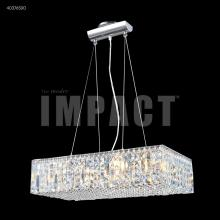 James R Moder 40376S00 - Contemporary Chandelier