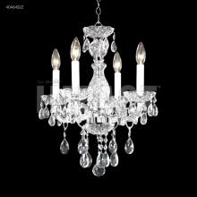 James R Moder 40464S22 - Palace Ice 4 Arm Chandelier