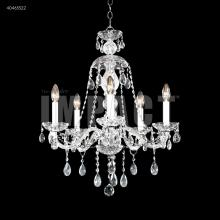 James R Moder 40465S22 - Palace Ice 5 Arm Chandelier