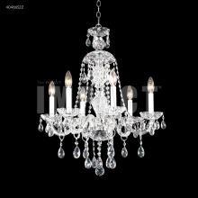 James R Moder 40466S22 - Palace Ice 6 Arm Chandelier