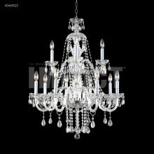 James R Moder 40469S22 - Palace Ice 12 Arm Chandelier