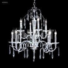 James R Moder 40709S11 - Contemporary 12 Arm Chandelier