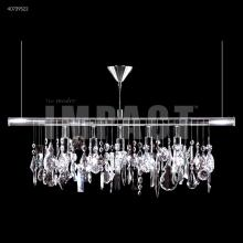 James R Moder 40739S22 - Contemporary Linear Chandelier
