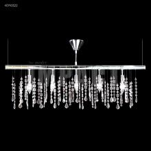 James R Moder 40740S22 - Contemporary Linear Chandelier
