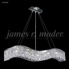 James R Moder 95725S00 - Fashionable Broadway Wave Chandelier