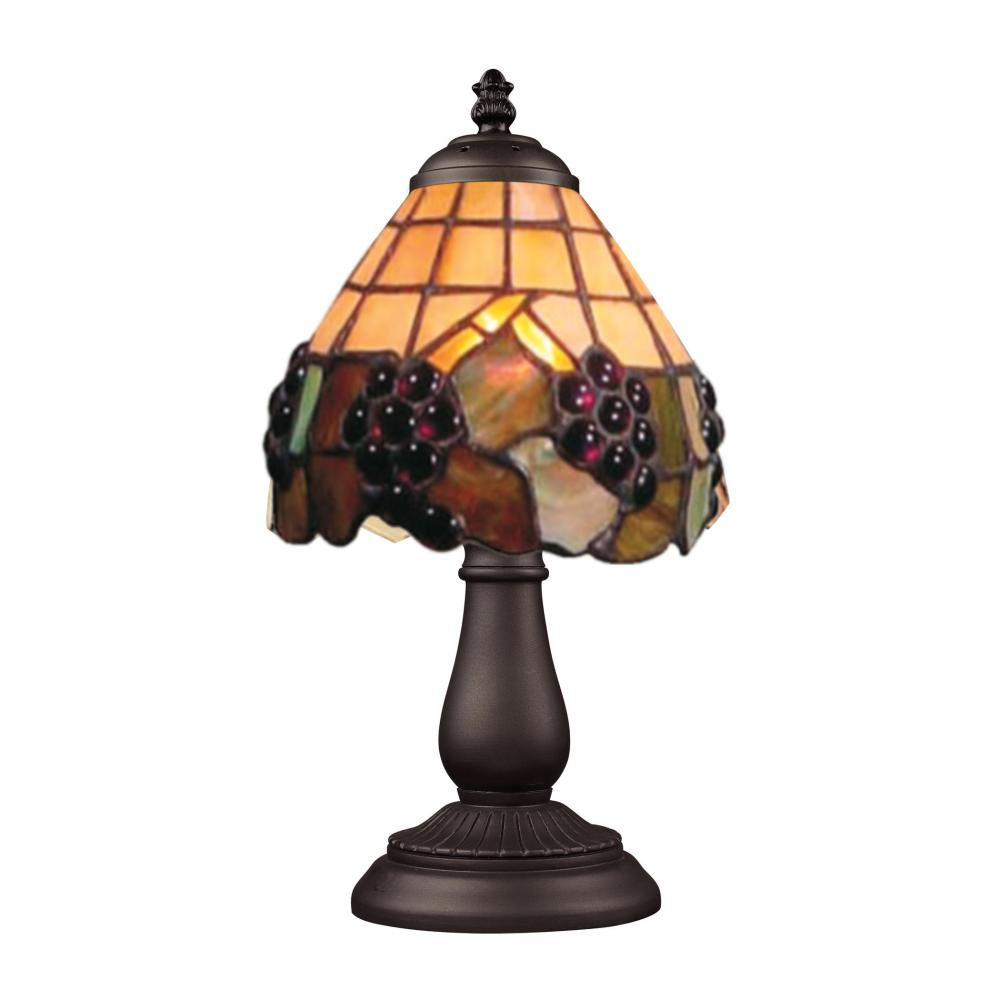 Mix-N-Match 1 Light Table Lamp In Vintage Antiqu