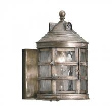ELK Lighting 2130-WB - One Light Olde Bay Wall Lantern