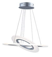 ET2 E22655-11MS - Saturn II LED-Multi-Light Pendant