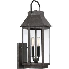 Quoizel CPB8409SPB - Campbell Outdoor Lantern